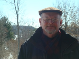 Picture of Brad Steinmetzm in winter